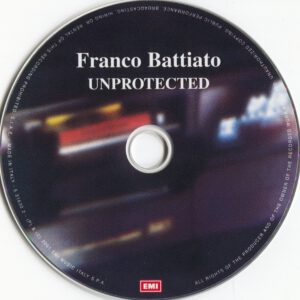 Franco Battiato - Unprotected - CD