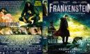 Frankenstein (2015) R1 Custom DVD Cover