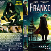 Frankenstein (2015) R1 Custom DVD Cover