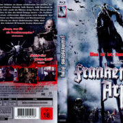 Frankenstein's Army (2013) R2 Blu-ray German