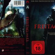 Freitag der 13 (2009) R2 Blu-Ray German