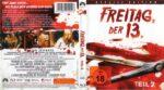 Freitag der 13 Teil 2 (1981) R2 Blu-Ray German