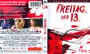 Freitag der 13 Teil 3 (1982) R2 Blu-Ray German