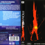 From Hell (2001) R2 Blu-Ray German