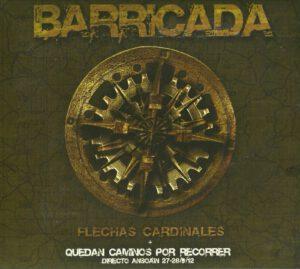 Flechas Cardinales cd cover