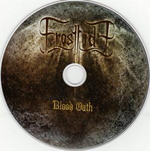 Frosttide - Blood Oath - CD
