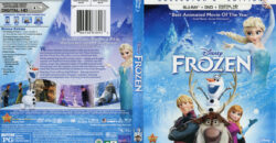 frozen blu-ray dvd cover