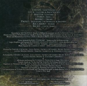 Furor Gallico - Songs From The Earth - Booklet (1-7)