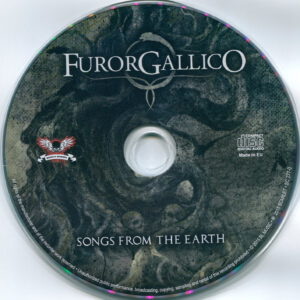 Furor Gallico - Songs From The Earth - CD