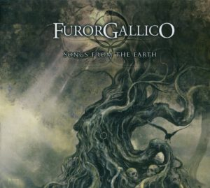 Furor Gallico - Songs From The Earth - Front