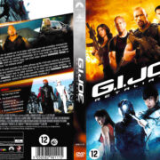 G.I. Joe Retaliation (2013) DUTCH R2 DVD Cover
