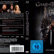 Game of Thrones: Season 1 (2012) Blu-Ray German