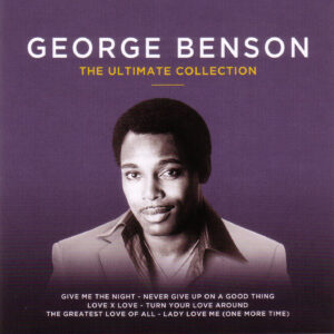 George Benson - The Ultimate Collection - 1Front