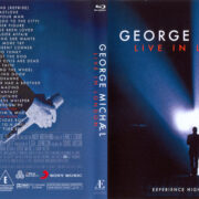George Michael: LIVE in London (2009) Blu-Ray Cover