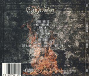 Gernotshagen - Weltenbrand - Back