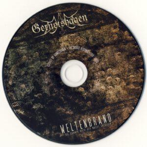 Gernotshagen - Weltenbrand - CD