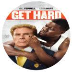 Get Hard (2015) R0 Custom Label