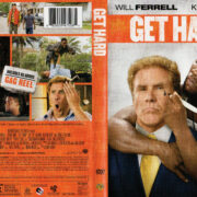 Get Hard (2015) R1 DVD Cover