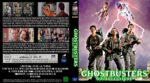 Ghostbusters 1 & 2 Blu-Ray DVD Cover (german)