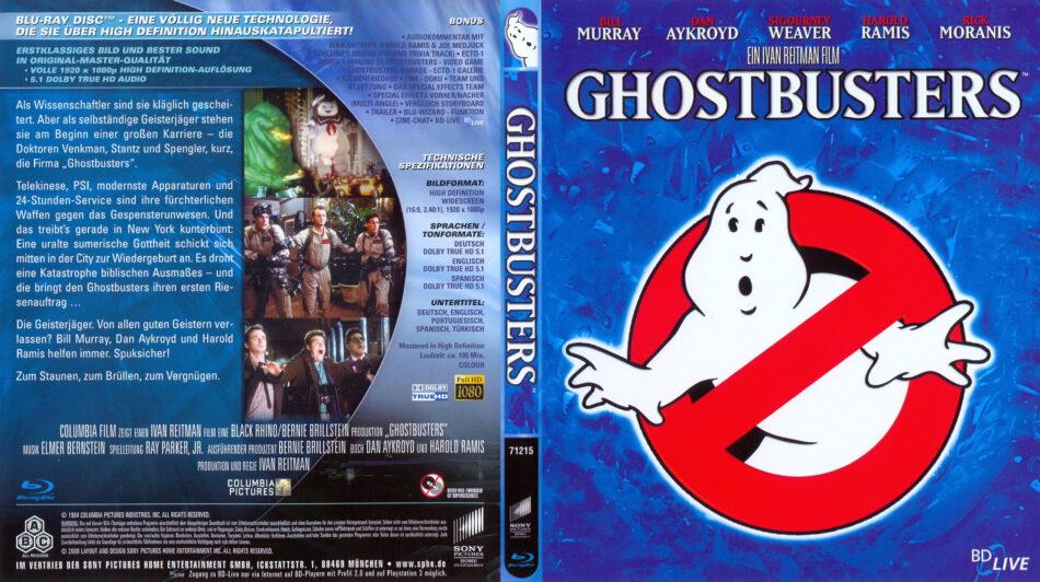 Ghostbusters deutsch