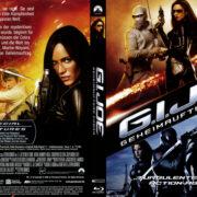 G.I. Joe: Geheimauftrag Cobra (2009) R2 Blu-ray German