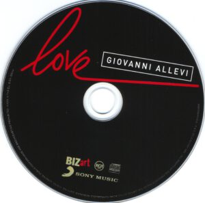 Giovanni Allevi - Love - CD