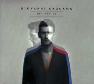 Giovanni Caccamo - Qui Per Te - 1Front
