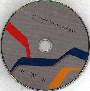 Giovanni Caccamo - Qui Per Te - CD
