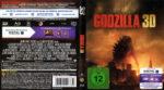 Godzilla 3D (2014) Blu-Ray German