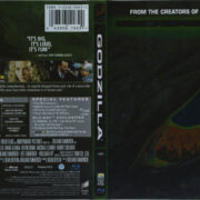 Godzilla (2015) Blu-Ray