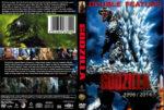 Godzilla (Double Feature) (1998-2014) R1 Custom