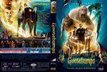 Goosebumps (2015) R1 Custom DVD Cover