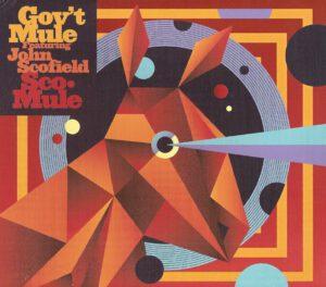 Gov´t Mule - Sco-Mule (Featuring John Scofield) - 1Front (2-2)