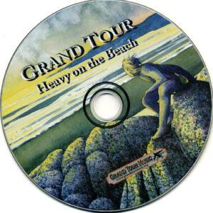 Grand Tour - Heavy On The Beach - CD