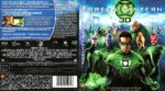 Green Lantern 3D Blu-Ray German (2011)