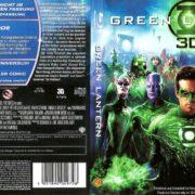 Green Lantern 3D Blu-Ray German (2011)