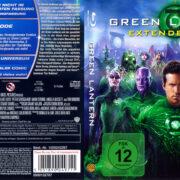 Green Lantern: Extended Cut (2011) Blu-Ray German