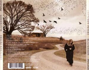 Gretchen Peters - Blackbirds - Back
