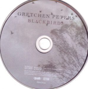 Gretchen Peters - Blackbirds - CD