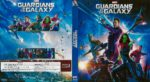 Guardians of the Galaxy (2014) Blu-Ray DVD Cover