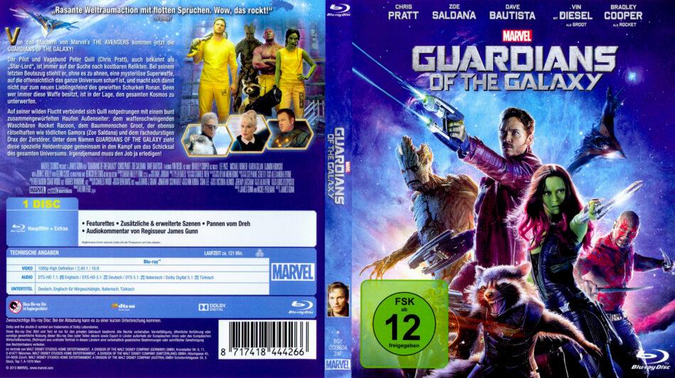 Guardians Of The Galaxy 1 Deutsch
