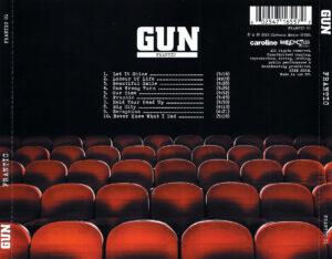 Gun - Frantic - Back