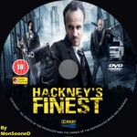 Hackney's Finest (2014) R2 Custom DVD Label