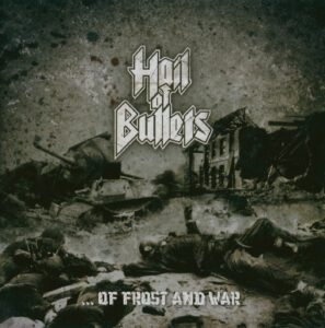 Hail Of Bullets - Of Frost And War (Russia) - 1Front