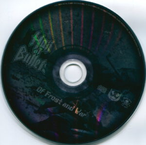 Hail Of Bullets - Of Frost And War (Russia) - CD