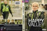 Happy Valley: Season 1 (2015) R1 DVD Cover