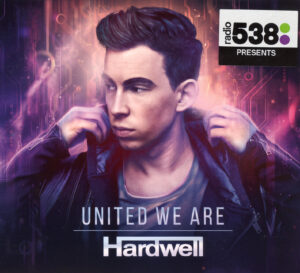 Hardwell - United We Are - 1Front
