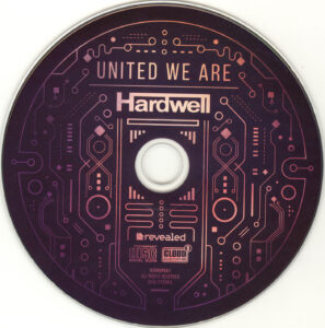 Hardwell - United We Are - CD