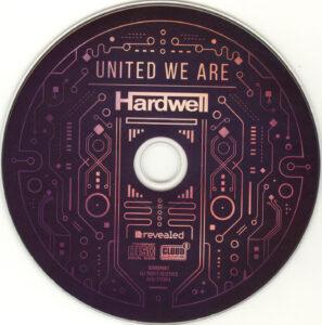 Hardwell - United We Are - CD