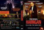Harrigan (2013) R2 CUSTOM DVD Cover